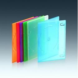 7MM单碟光面透明DVD盒
