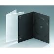 7MM单碟黑色DVD盒