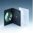 7MM双碟黑色DVD盒