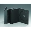 14MM单碟黑色入机DVD盒(B款)
