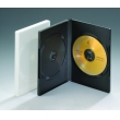 14MM Double DVD case(translucent)