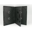14MM 6 Discs schwarzen Gürtel Fach DVD-Hülle