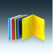 9MM双碟彩色DVD盒