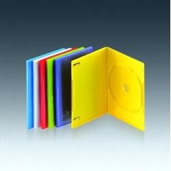 9MM单碟彩色DVD盒