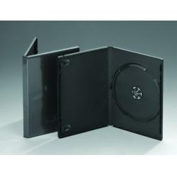 14MM双碟黑色入机DVD盒