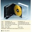 23MM多碟CD盒
