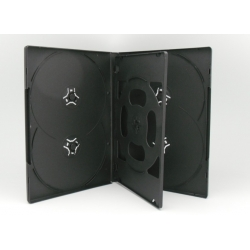 14MM6碟带夹黑色DVD盒