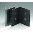 14MM4碟黑色DVD盒