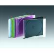5.2MM单碟透明CD盒